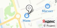 Ювелирный ряд на карте