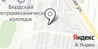 НПО Бердский Питомник на карте
