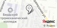 Сибирская подшипниковая компания на карте