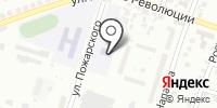 Детский сад №282 на карте