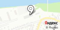 Новосибирскгортеплоэнерго на карте