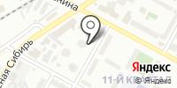 РеПрЭл на карте