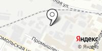Макстар на карте
