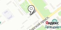 Аракс-Авега на карте