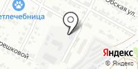 Инженерная геодезия на карте