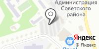 Рено-Академ на карте