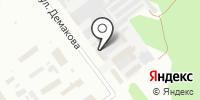 Ваксойл на карте
