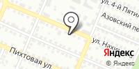 таЁЖник на карте