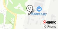 Сибпромснаб на карте
