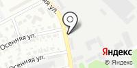 Зелёный Алтай на карте