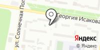 Муравейник на карте