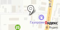 На Кутузова на карте
