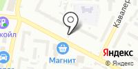 Чиккен-гриль на карте