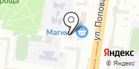 Лидер-Пласт на карте