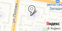 Детский сад №242 на карте