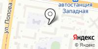 Участковый пункт полиции Отдела полиции №2 УВД по г. Барнаулу на карте
