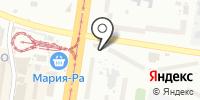 Семушка на карте