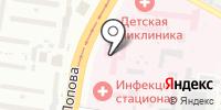 Перинатальный клинический центр Алтайского края на карте