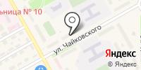 Южная аптека на карте