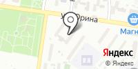 ДЮШ №7 на карте