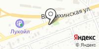ГринЛандия на карте