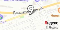 Да-Еда на карте