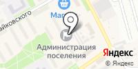 Отдел полиции №10 Управления МВД России по г. Барнаулу на карте