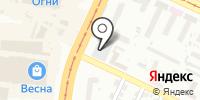 ОПС-Алтай на карте