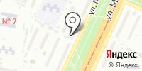 Франция-Авто на карте