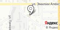 Брюс на карте