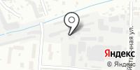 Павэч на карте