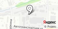 Юля на карте