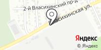 Лаура на карте