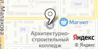 Кнауф на карте
