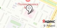 Городская детская клиническая больница №7 на карте