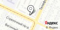 ТЕХНОПОЛИС-ЛОМБАРД на карте