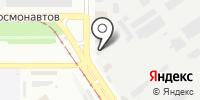 Автогенный завод на карте