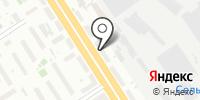 Ленинский проспект на карте