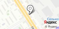 Китайский оздоровительный центр на карте