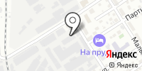 Маркет-Сервис на карте