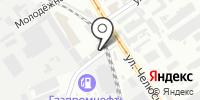 На Челюскинцев на карте