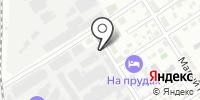Айс мебель на карте
