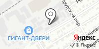 Аэрком на карте
