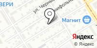 Магазин-склад фруктов и овощей на карте