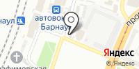 У вокзала на карте