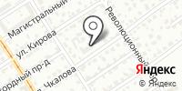 Центр детского творчества Центрального района на карте