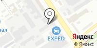 Элкон на карте