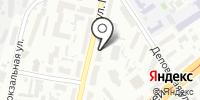 ЗАГС Железнодорожного района на карте
