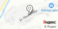 Барнаульский дрожжевой завод на карте