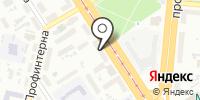 Детский сад №92 на карте
